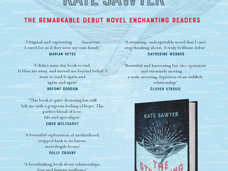 Author Endorsements for The Stranding