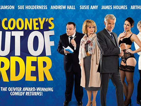 News: Out of Order by Ray Cooney