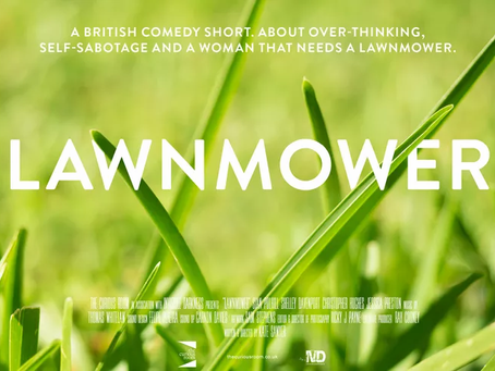 Poster for Lawnmower Short Film