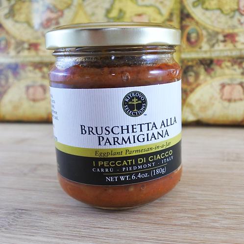 Brushetta Alla Parmigiana