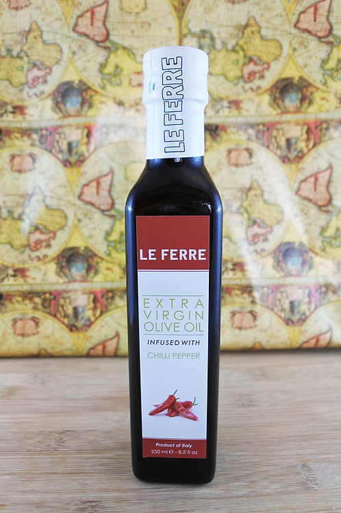 Le Ferre Flavoured Olive Oils