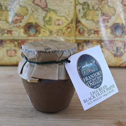 Ligurian Black Olive Pate