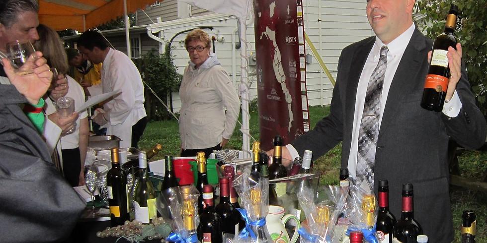 10th Annual Italian Wine & Food Festival at St. Michaels