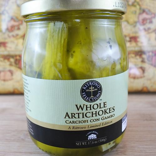 Whole Artichokes