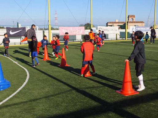 11月1dayジュニアサッカースクールを開催致します。