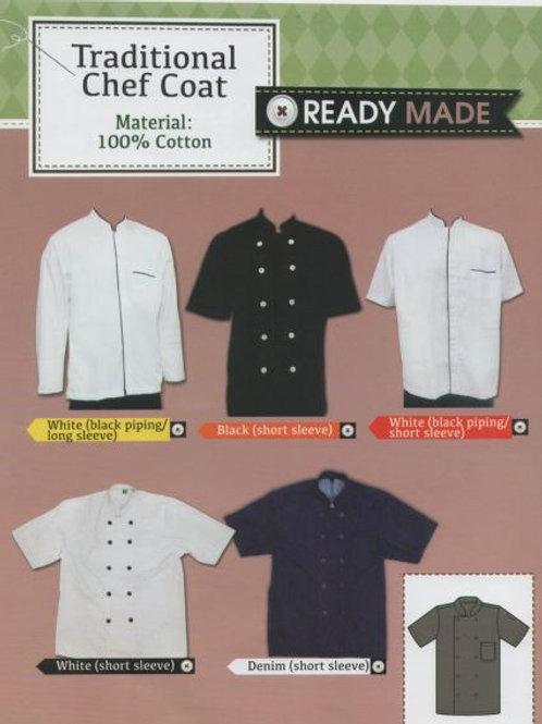 Chef Coat WP2 (Cotton)