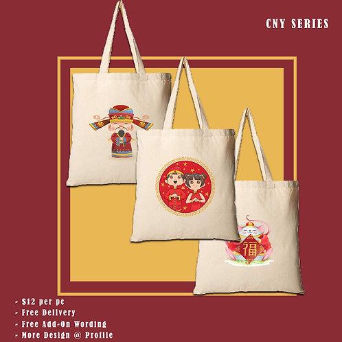CNY Tote Bag