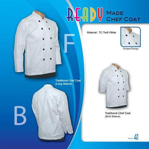 Chef Coat WP2