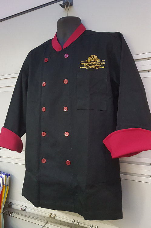Chef Coat WP2