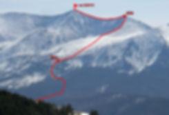 Схема borus skyrace