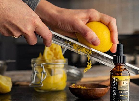 7mg  Lemon Twist CBD Oil