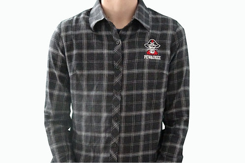 Pirate Flannel Shirt (Female)