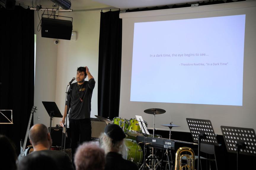 A Mindful Mess Festival (Talk)