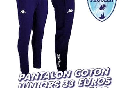 Pantalon Coton Homme BACENO