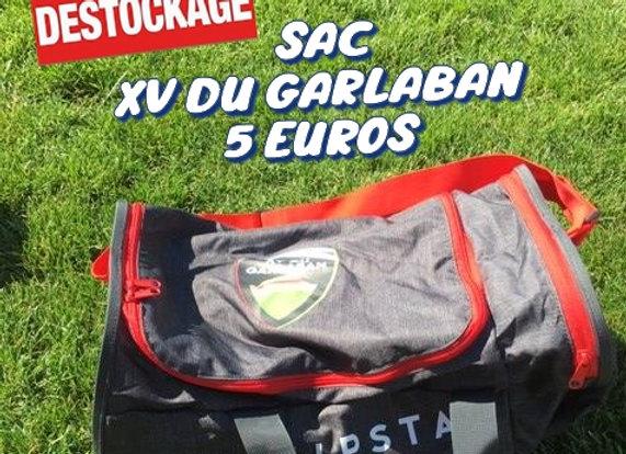 SAC XV DU GARLABAN