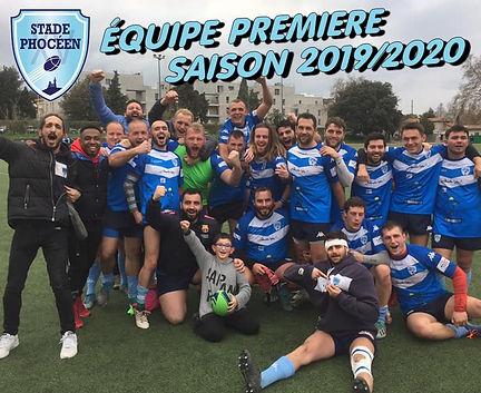 Equipe I - Stade Phocéen