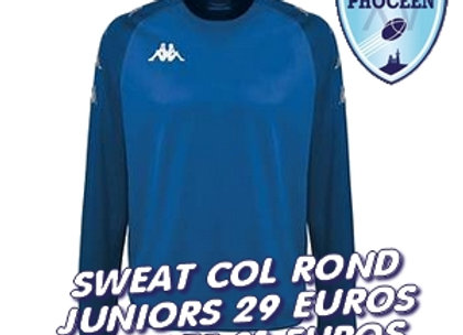 Sweat Col Rond PARME
