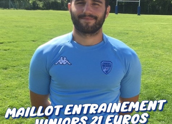 Maillot d'entrainement TELESE