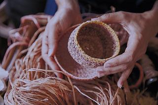 raffia_coiling_basketry_workshop_byronba