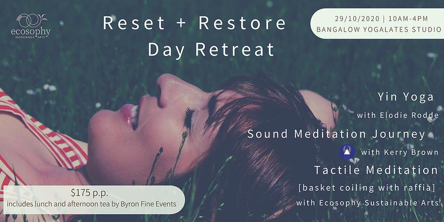 website.Nov 29.11 - Reset + Restore Day