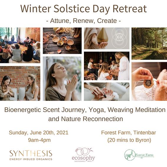 Winter Solstice Day Retreat - INSTA.POST