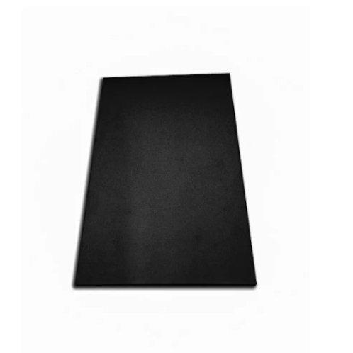 Tabua de corte na cor preta