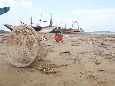 Sri Lanka Beach clean-ups in April