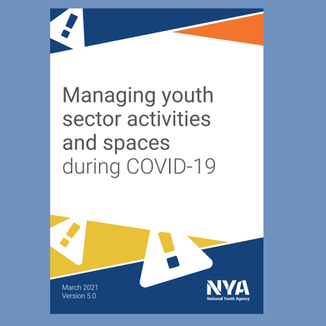 NATIONAL YOUTH AGENCY UPDATE GUIDANCE FOR DELIVERY TO YOUNG PEOPLE