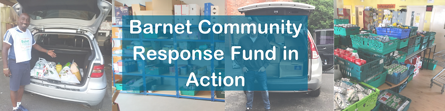 Barnet Community Response Fund in Action