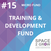 FUNDING:  SPACE2GROW TRAINING AND DEVELOPMENT MICRO FUND