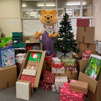 2020 CHRISTMAS TOY CAMPAIGN A HUGE SUCCESS