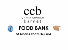 CHRIST CHURCH FOOD BANK - HIGH BARNET