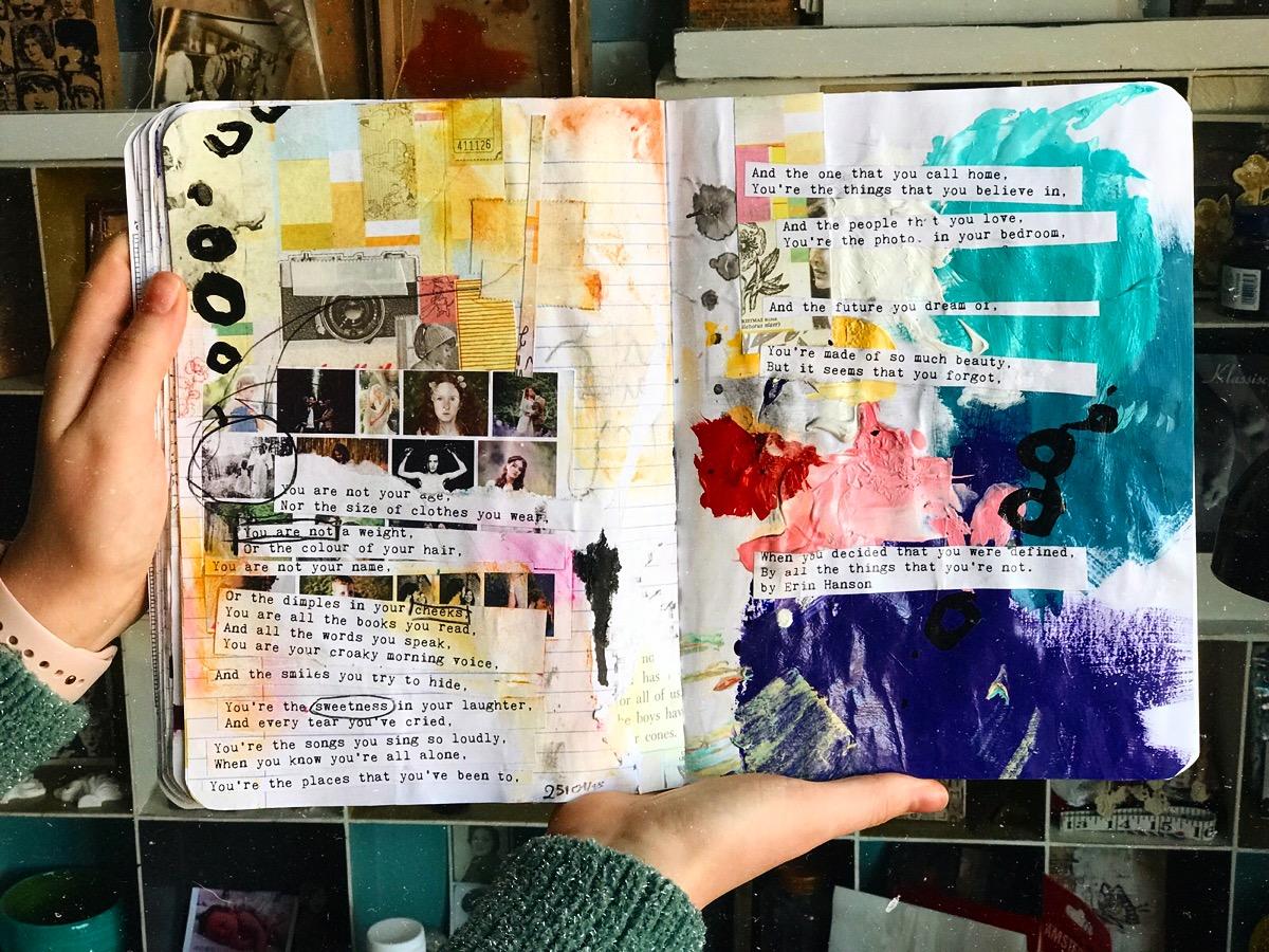 Art Journal Images