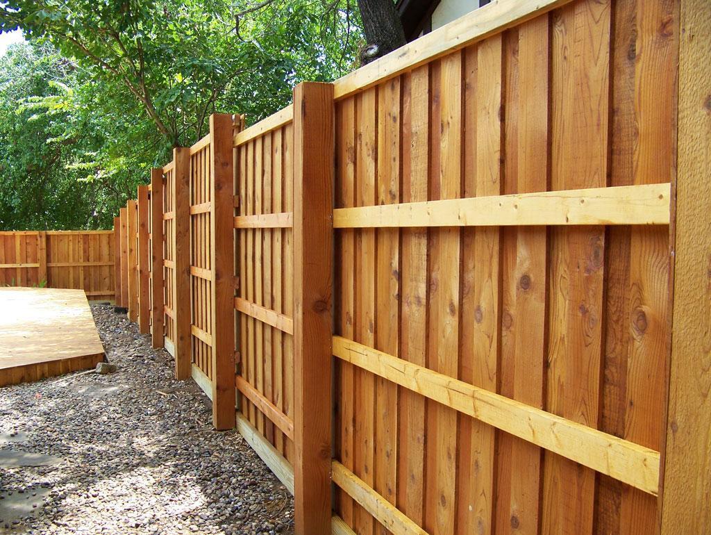 Fence Repair or Staining Estimate