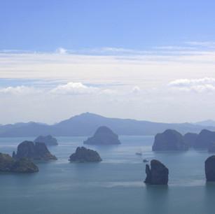 Анна Хилькевич с супругом провели медовый месяц в Six Senses Yao Noi, Таиланд