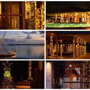 Новогодние каникулы с выгодным предложением от Six Senses Laamu, Мальдивы