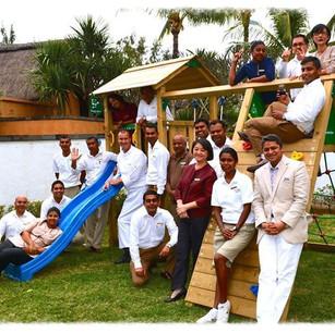 Отель The Oberoi Mauritius - правильное место для незабываемого отдыха всей семьи!