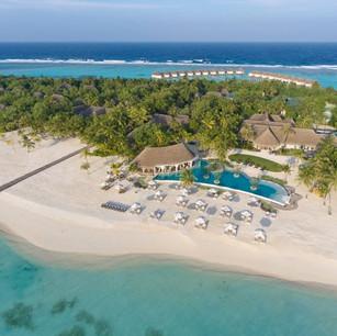 Рай для свободных духом: Kanuhura 5* Maldives - это ...