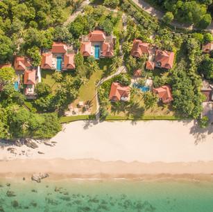 Pimalai Resort & Spa 5* - отель № 1 вТаиланде по мнению сайта TripAdvisor