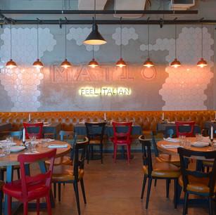 The Oberoi Dubai: Подлинный вкус Италии в новом ресторане MATTO
