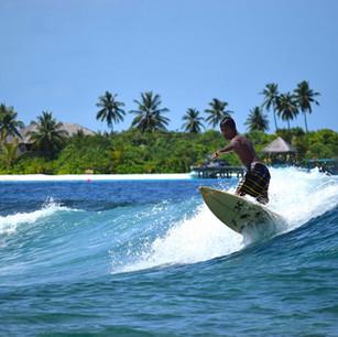 Six Senses Laamu, Мальдивы - рай для серферов!