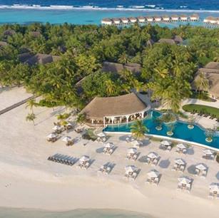 Kanuhura 5* Maldives - Лучший семейный курорт на Мальдивах
