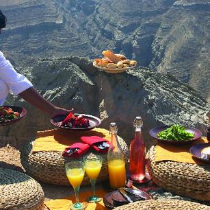 Приходилось ли Вам завтракать на вершине горы?