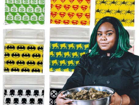 A queer black female cannabis chef's open letter to the cannabis industry.