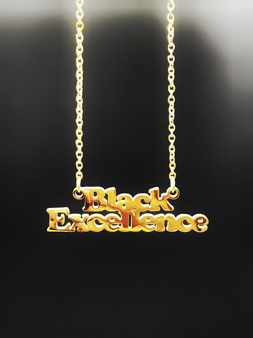 BLK Excellence Necklace