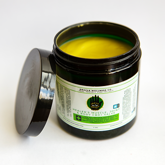 Healer's Muscle, Joint & Body CBD+ salve