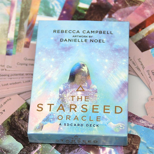 The Starseed Oracle Deck 53 Cards