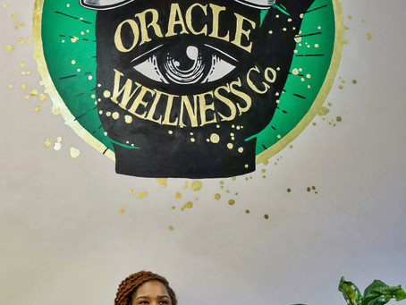 A CBD Birth Story: An Interview with Megon of Oracle Wellness Co.