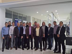 Международная выставка Eurasia Window Fair 2018 и завод YELKEN в Стамбуле
