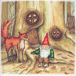 Gnome in November
